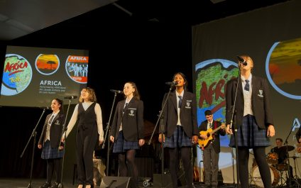 Music is Flourishing at Kennedy Baptist College
